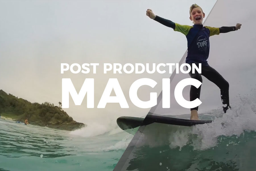 Post Production Magic: How post production transforms a commercial