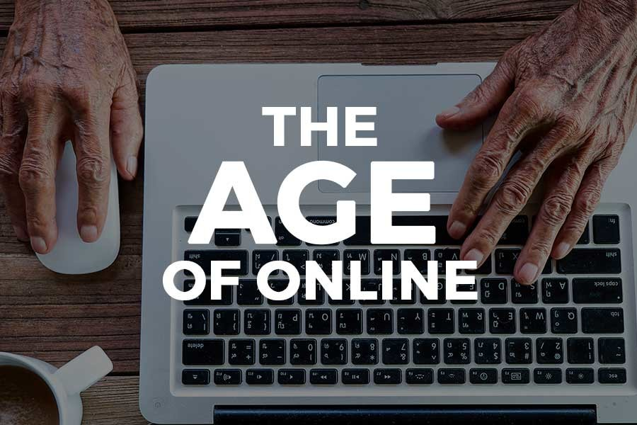 The Age of Online – How seniors have mastered the search engine