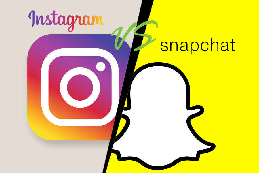 Snapchat vs. Instagram: which is right for you?